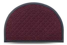 Коврик придверный MX-S, бордо, 40х60 см