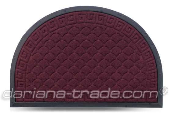 Килимок MX-S, бордо, 40х60 см