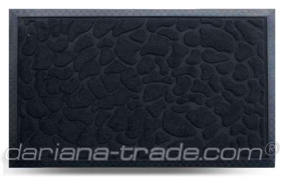 Килимок MX, чорний, 45х75 см