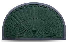 Коврик придверный MX-S, смарагд, 45х75 см
