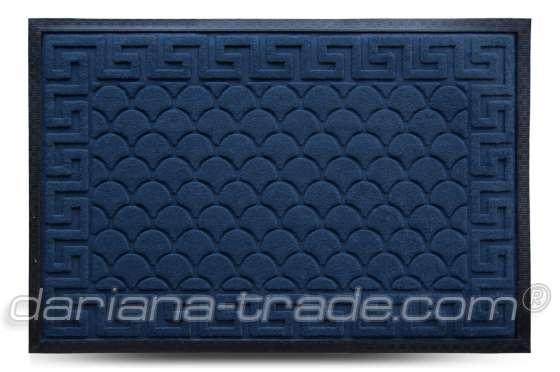 Килимок MX, синій, 60х90 см
