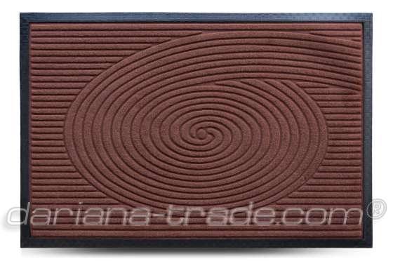 Килимок MX, світло-коричневий, 60х90 см
