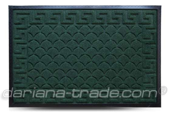 Килимок MX, смарагд, 60х90 см