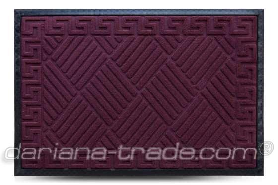 Килимок MX, бордо, 60х90 см