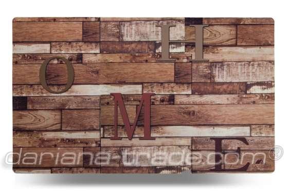 Універсальний килимок Принт «Brick», 45x75 см