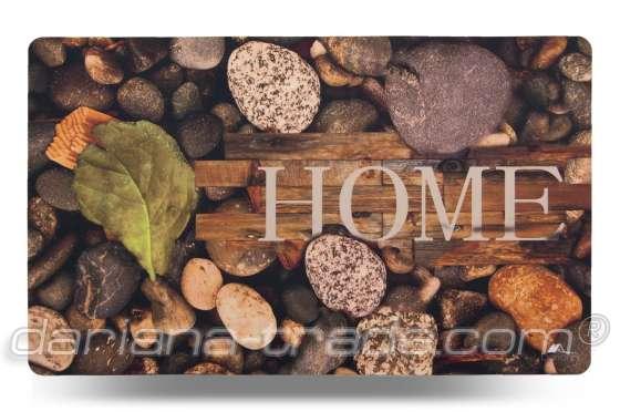 Універсальний килимок Прінт Home, 45х75 см