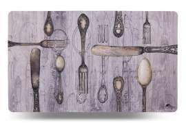 Универсальный коврик Принт «Kitchen», 45x75 см