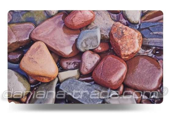 Універсальний килимок Прінт Stones, 45х75 см