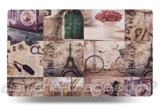 Універсальний килимок Принт «Vintage», 45x75 см