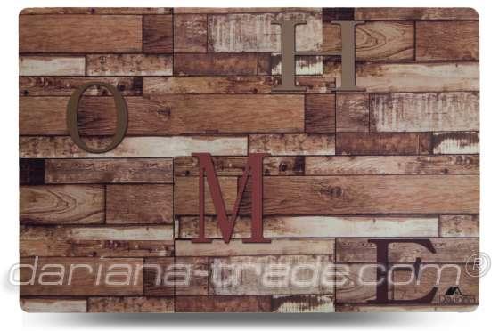 Універсальний килимок Прінт Brick, 60х90 см