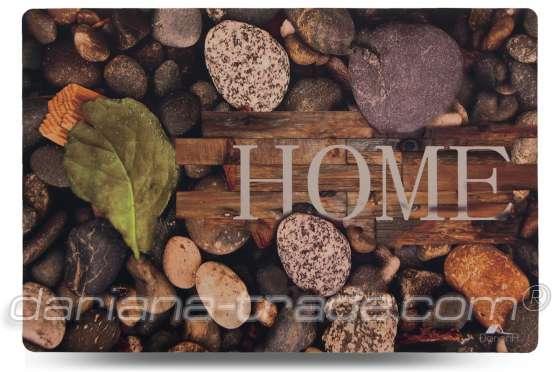 Універсальний килимок Прінт Home, 60х90 см
