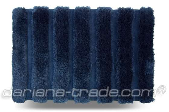 Килимок для ванної та туалету Dream 60x90 синій