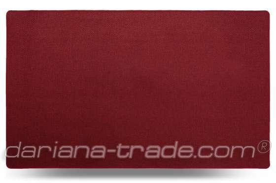 Килимок Поліестер, червоний, 70x120 см