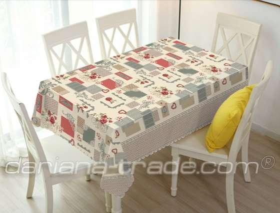 Плівка столова DarianA Прованс 1.37x20 PW195-R649-1