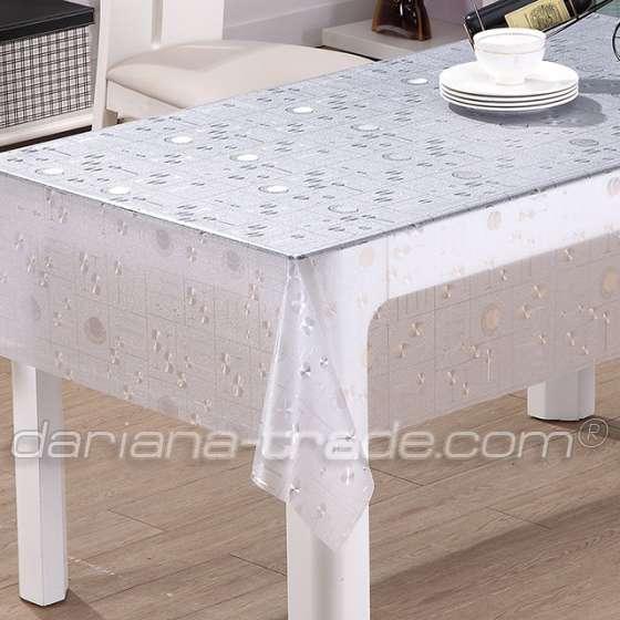 Плівка столова DarianA Силікон 3D TC303-001