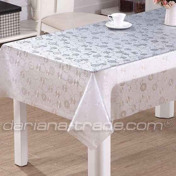 Плівка столова DarianA Силікон 3D TC306-001