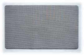 Коврик Текстилен, серый, 45х75 см