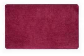 Коврик Шерсть, красный, 45х75 см